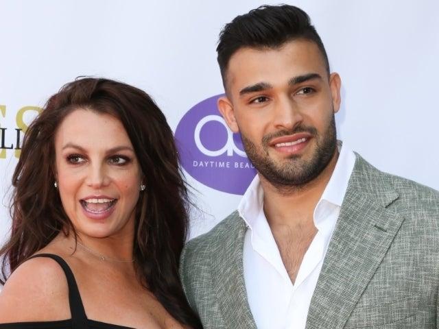 Britney Spears' Boyfriend Sam Asghari Showers Her With Valentine's Praise Amid 'Framing Britney Spears' Aftermath