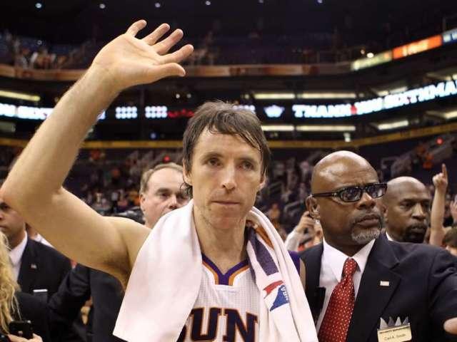 Brooklyn Nets Hire NBA Legend Steve Nash to Be New Head Coach