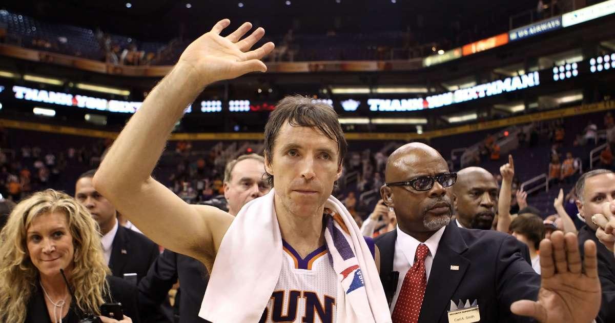 Brooklyn Nets hire Steve Nash head coach