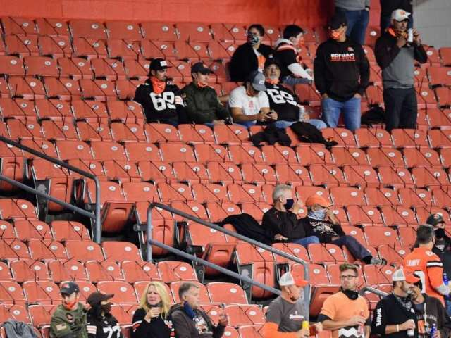 Watch: Fight Breaks out Among Fans at Browns-Bengals Game
