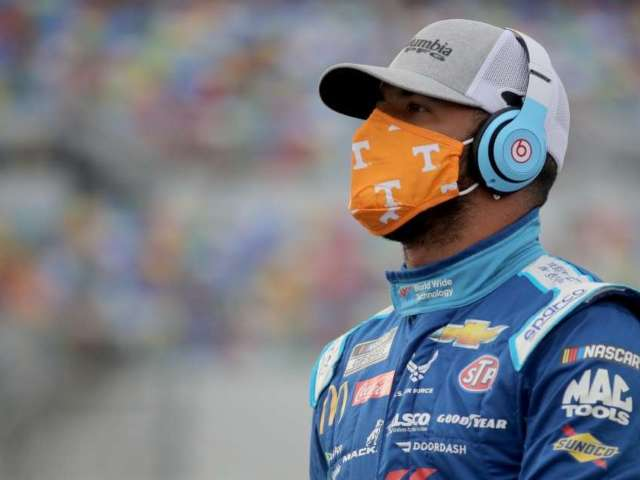 Bubba Wallace: All the Best Photos From the NASCAR Star