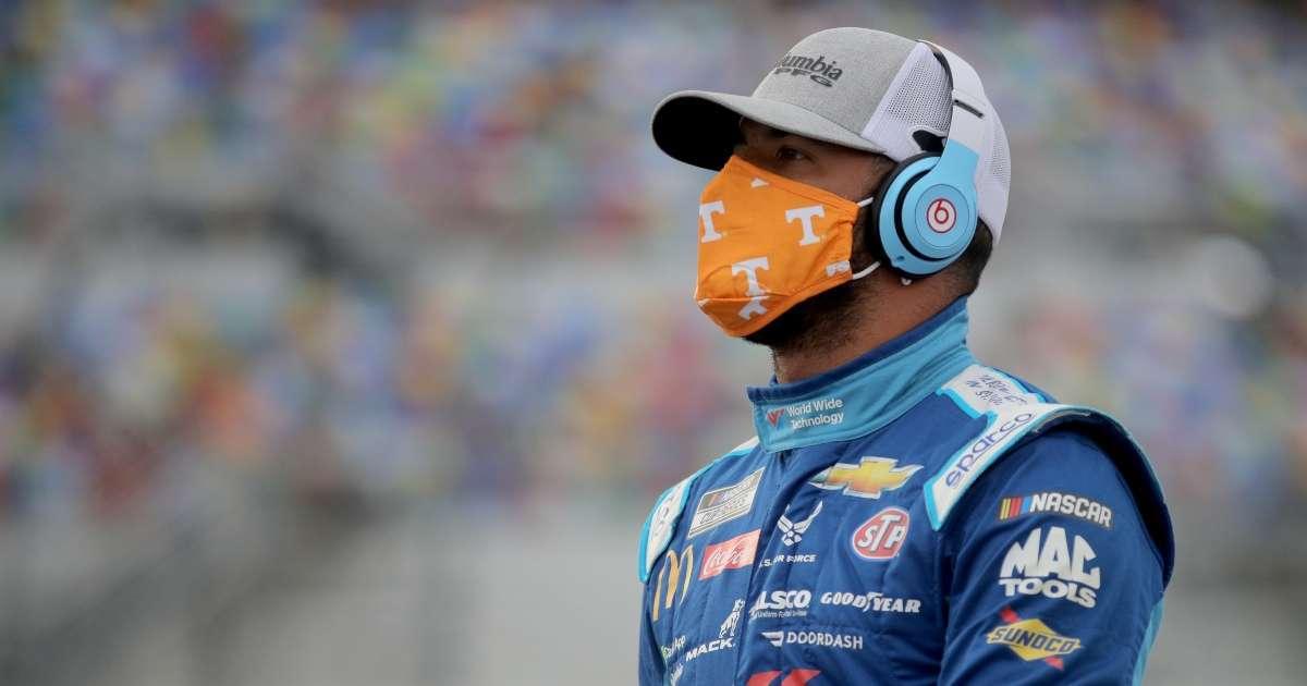 Bubba Wallace best photos NASCAR star