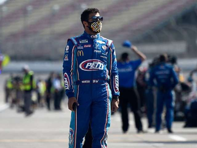 Bubba Wallace Not Returning to Richard Petty Motorsports in 2021