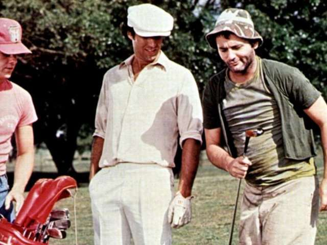 'Caddyshack' Star Michael O'Keefe Volunteers to Caddy at US Open