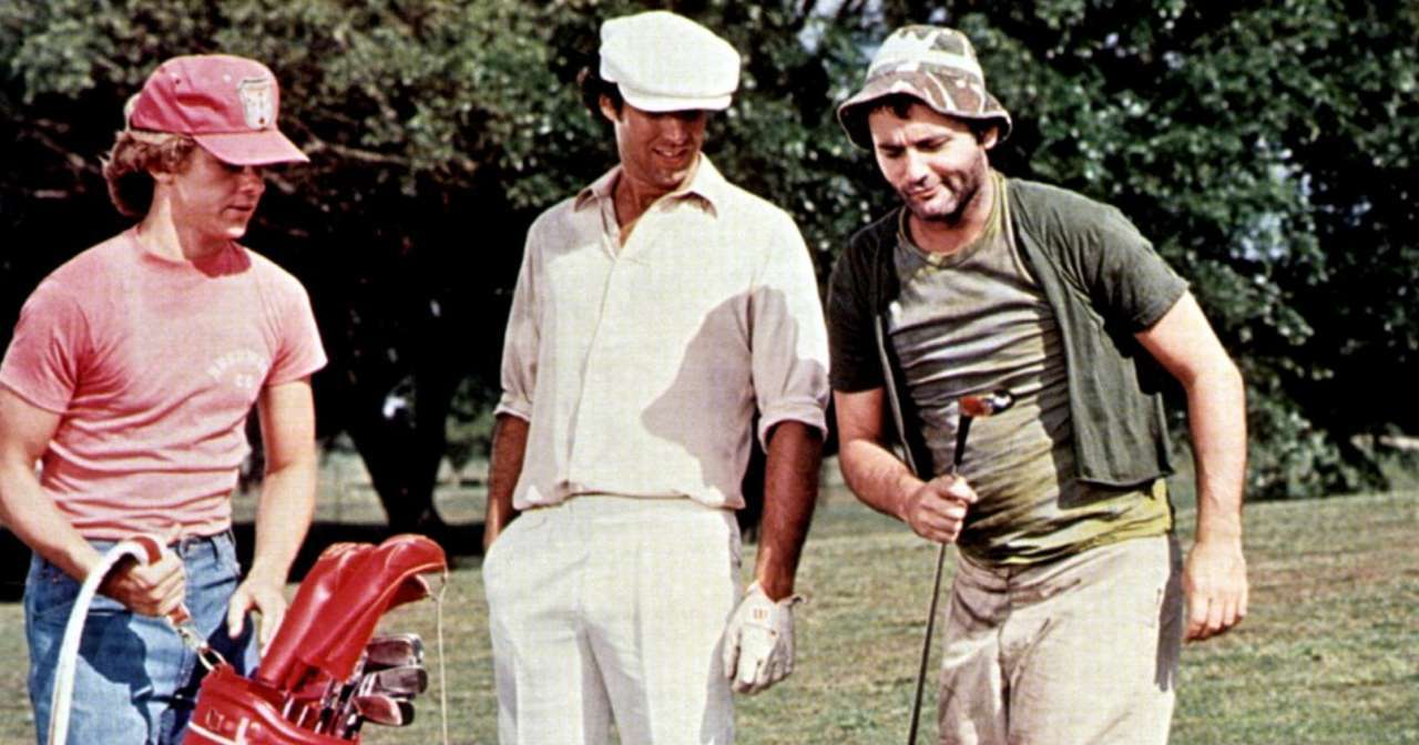 Caddyshack US Open Michael O'Keefe