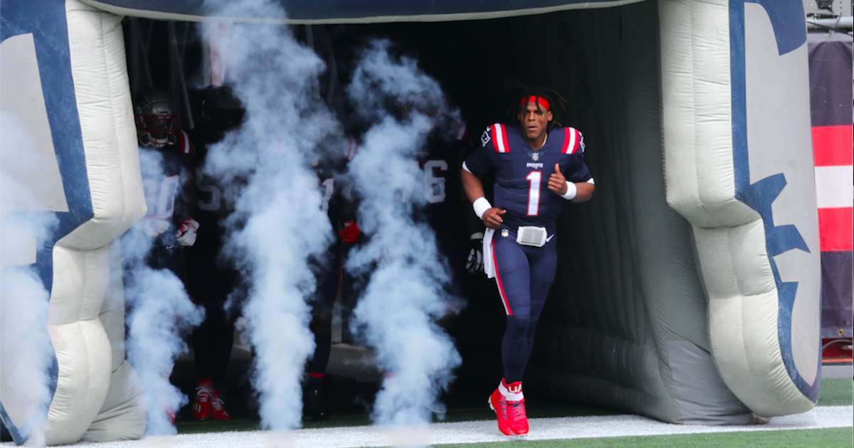 Cam-Newton-Patriots-Debut
