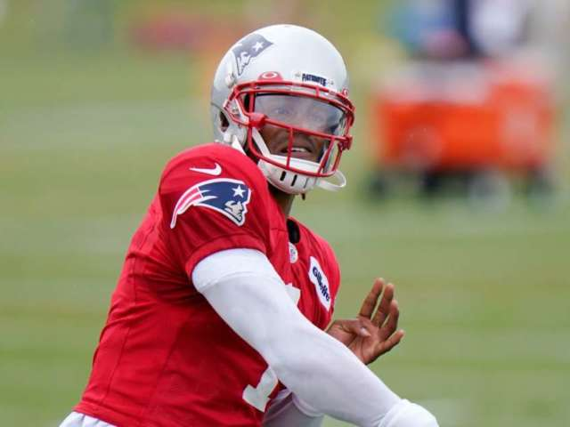 Cam Newton Named Patriots Starting QB and Team Captain