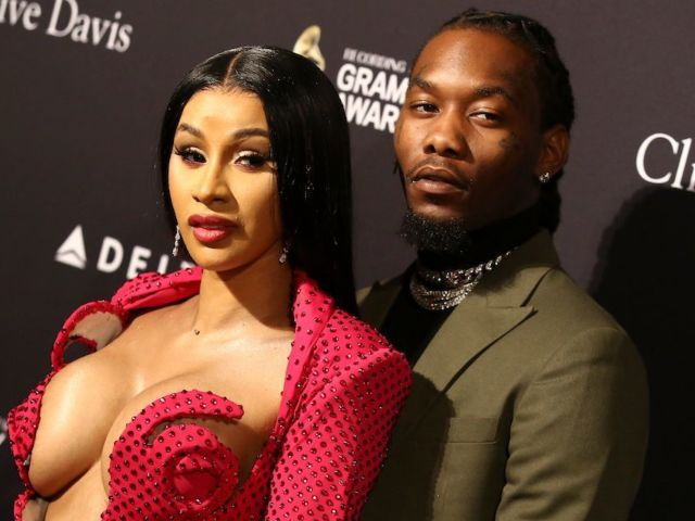 Cardi B Responds to Rumor She Filed for Divorce Because Offset 'Got a Girl Pregnant'