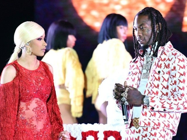 Cardi B Previously Looked Past Offset's Infidelity 'Because of the Baby'