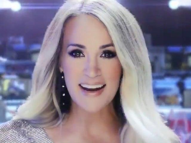 Watch Carrie Underwood's New 'Sunday Night Football' Opener