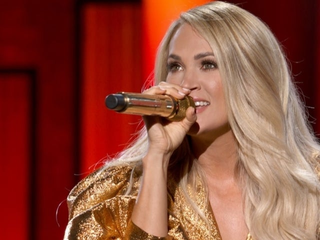 Watch: Carrie Underwood in Awe After Taking Home CMT Award for Female Video of the Year