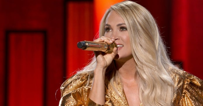 carrie underwood getty images acm