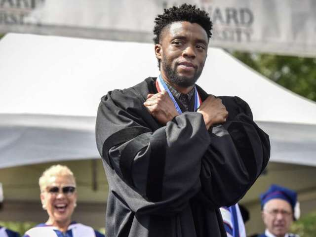 Chadwick Boseman's Howard University Commencement Speech Resurfaces as Tribute Following Actor's Death