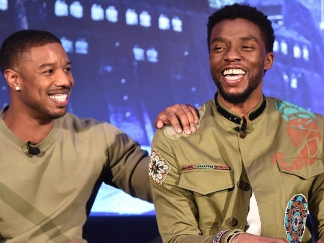 Michael B. Jordan Reflects on Laugh-Filled Interview With Chadwick Boseman Following 'Black Panther' Co-Star's Death