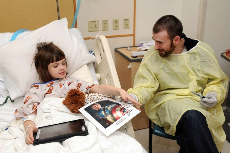 chris-evans-getty-images-childrens-hospital