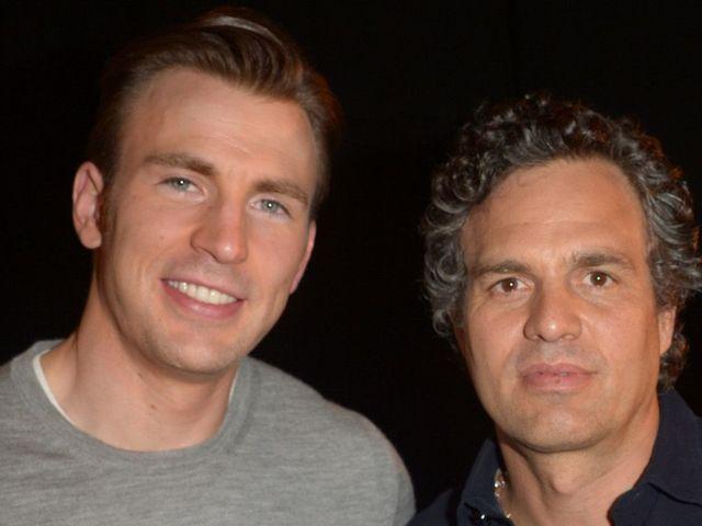 Chris Evans' 'Avengers' Co-Star Mark Ruffalo Reveals 'Silver Lining' Over Accidental Photo Leak