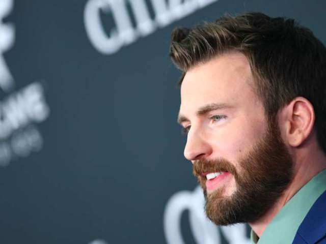 Chris Evans Fans Can't Get Over the Explicit Meme of Himself in His Camera Roll