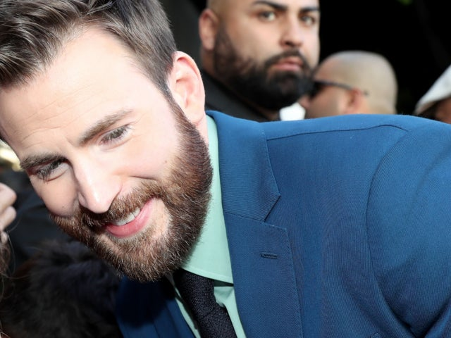 Chris Evans' Photo Leak Also Showed Wild Meme of Himself Saved to His Camera Roll