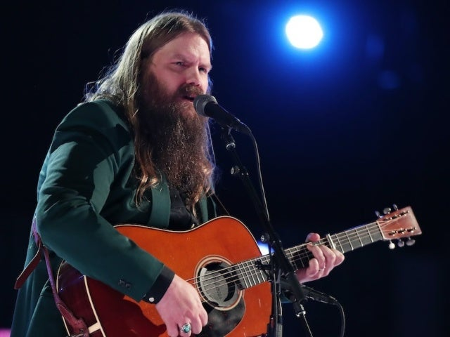 Chris Stapleton Reveals Upcoming Song Was Written After Las Vegas Mass Shooting