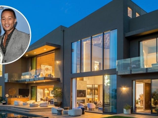 Peek Inside John Legend and Chrissy Teigen's $23.9M Luxurious Beverly Hills Home