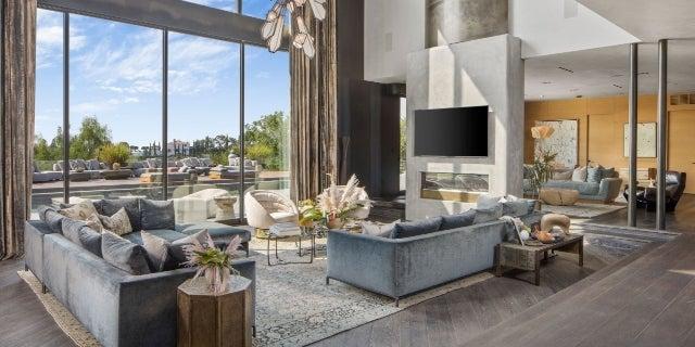 chrissy-teigen-john-legend-BH-home-living-room