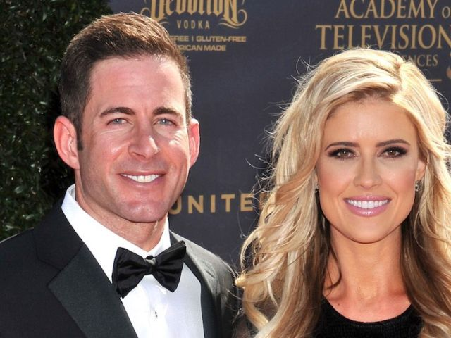 Christina Anstead Joins Ex-Husband Tarek El Moussa on 'Flip or Flop' Set Amid Ant Anstead Split