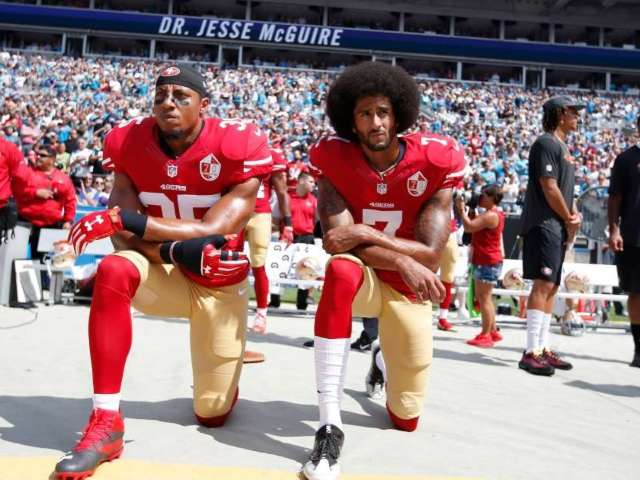 Colin Kaepernick Blasts NFL for Week 1 Protests and Eric Reid Not Being Signed