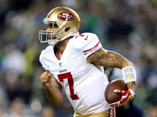 Rare Colin Kaepernick Rookie Card up for Auction