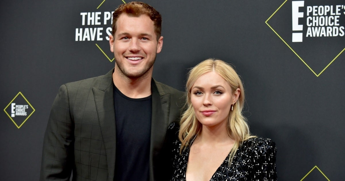 colton underwood cassie randolph getty images