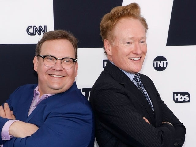 Andy Richter on Working With Conan O'Brien Amid the Pandemic: 'It's Unlike Anything Else' (Exclusive)