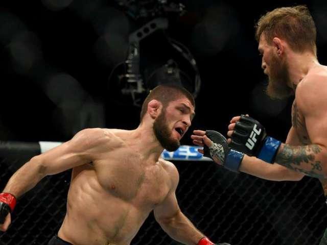 'Ultimate Fighter' Season With Khabib Nurmagomedov and Conor McGregor Previously Proposed
