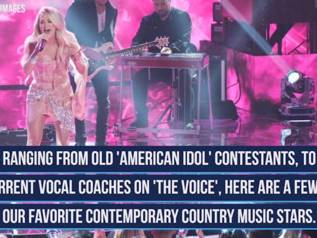 Contemporary Country Stars