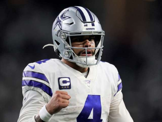 Cowboys Quarterback Dak Prescott Sought Help for Anxiety, Depression Following Brother's Suicide