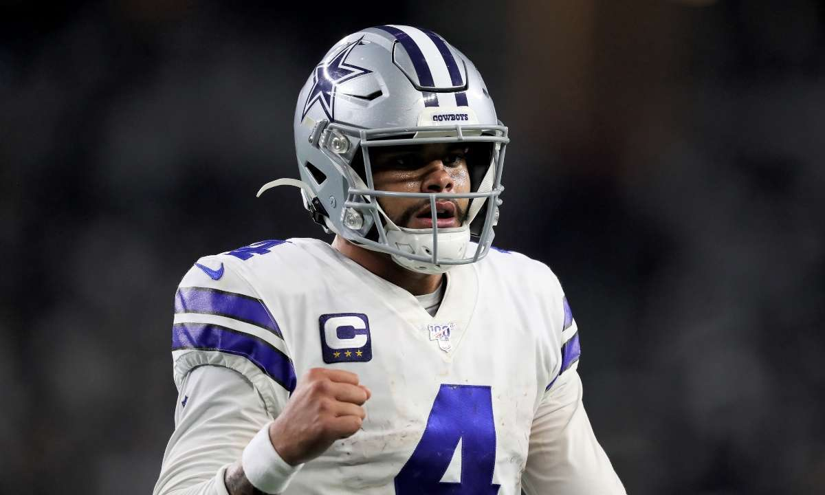 Cowboys Dak Prescott anxiety depression brother's death