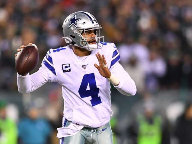 Dak Prescott Says His Brother Died by Suicide