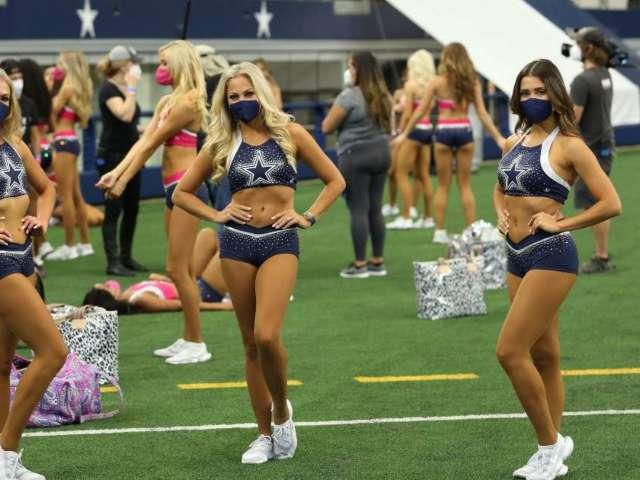 'Dallas Cowboys Cheerleaders: Making the Team' Renewed for 15th Season