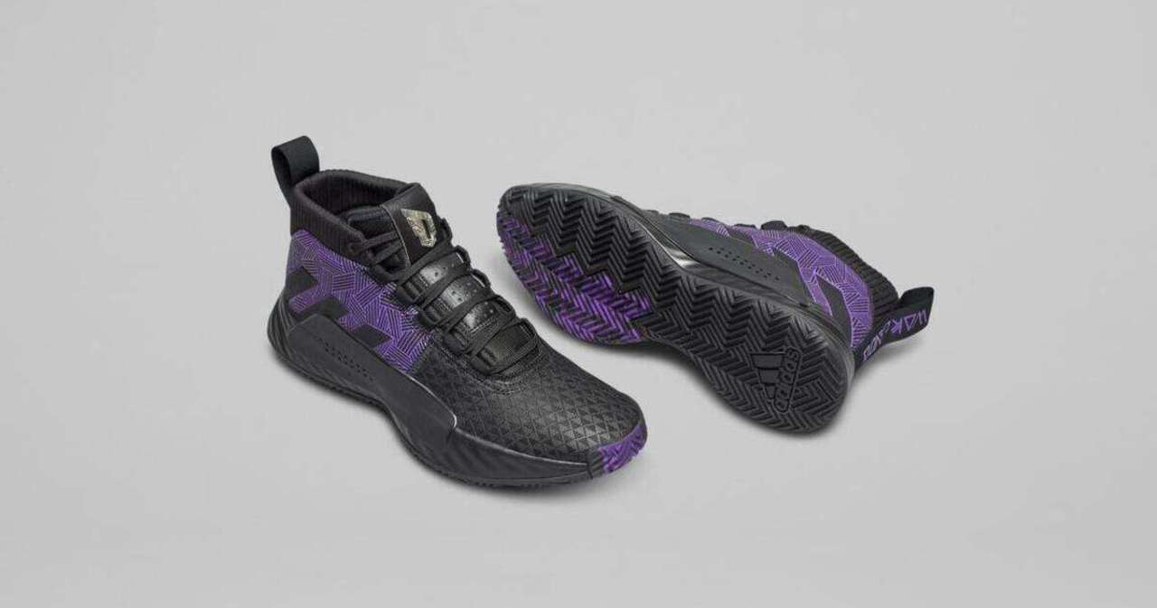 Black Panther Adidas for Insane Prices