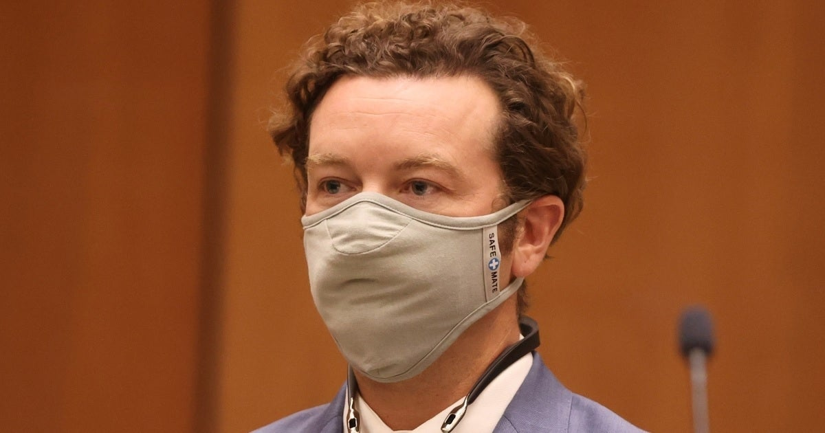 danny masterson court getty images