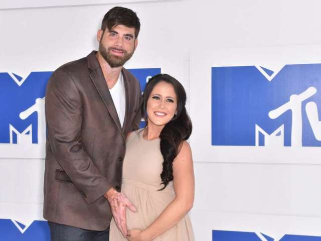 'Teen Mom 2': Jenelle Evans Celebrates Marriage to David Eason With Throwback Post to Wedding Day