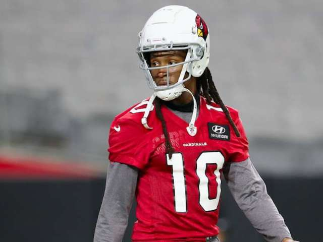 DeAndre Hopkins Inks Largest 'Non-QB' Deal in NFL History