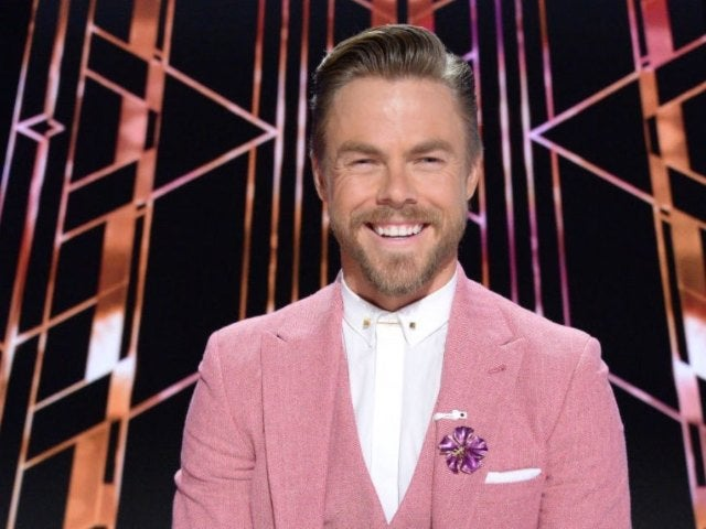 'Dancing With the Stars': Derek Hough Explains Why He Saved Carole Baskin Over Charles Oakley in First Elimination