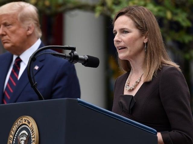 Donald Trump Officially Nominates Judge Amy Coney Barrett for Supreme Court