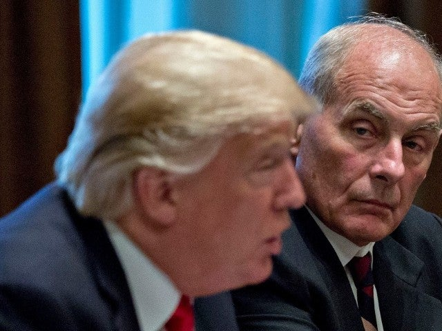 Donald Trump Former Chief of Staff John Kelly Calls President 'Most Flawed' Person He's Met