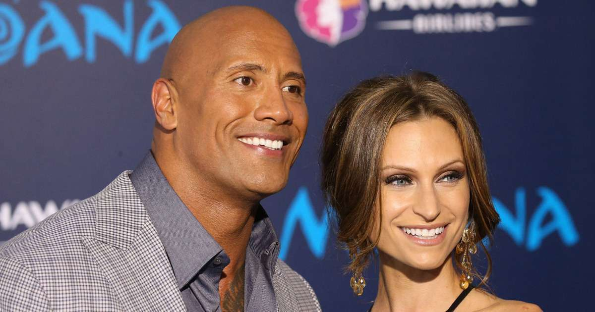 Dwayne-Johnson-Lauren-Hashian