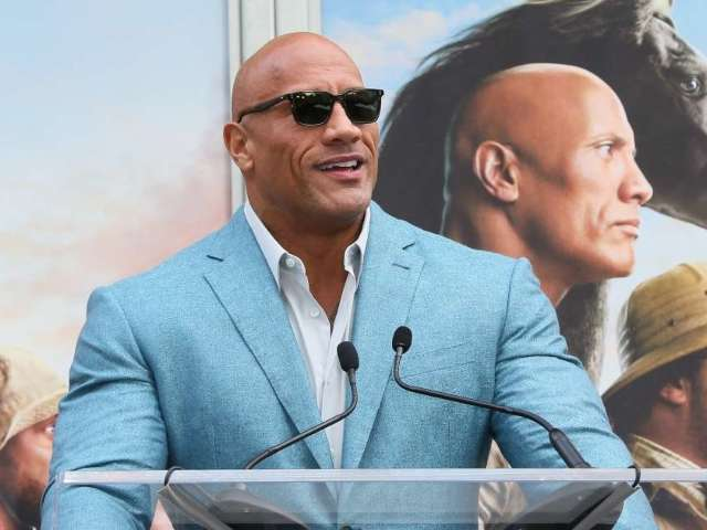 Dwayne 'The Rock' Johnson Teases He May Suit up and Play in XFL