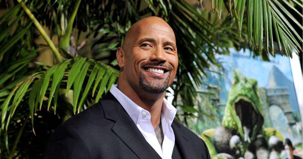 Dwayne The Rock Johnson XFL owner helmets humbled grateful