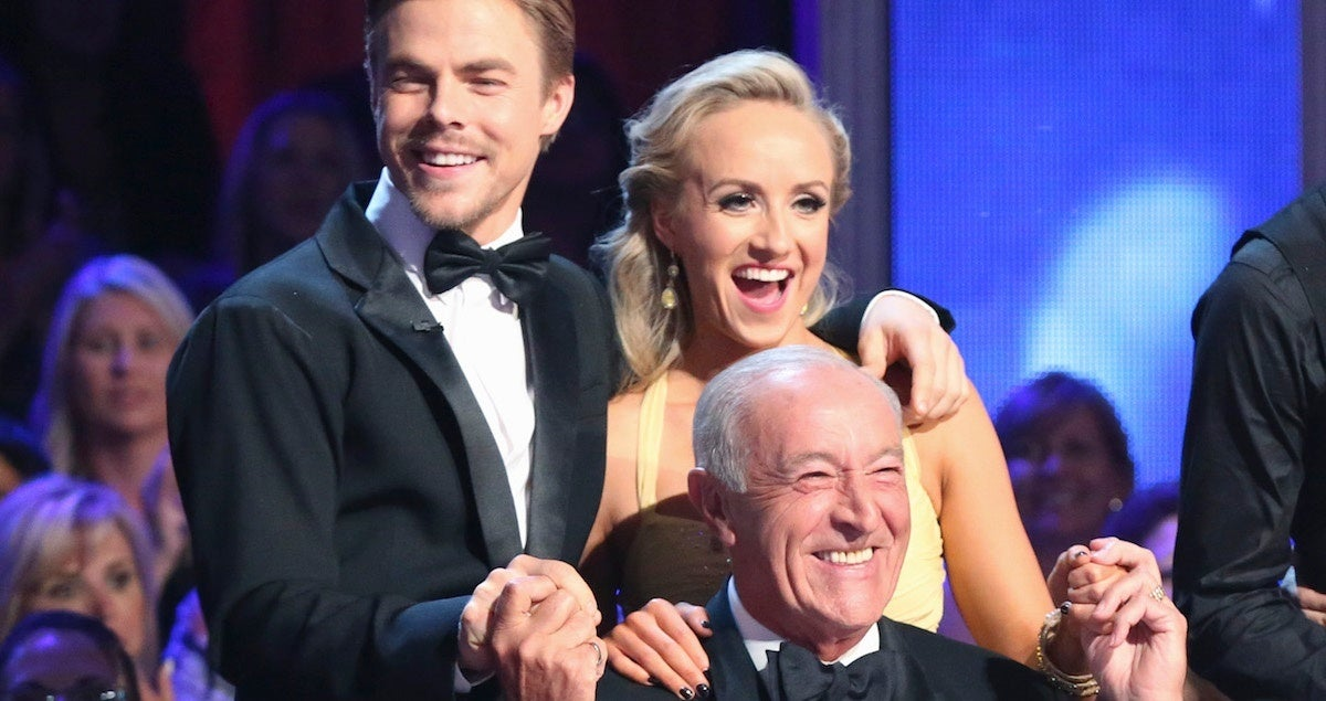 dwts-dancing-with-the-stars-derek-jough-len-goodman-getty