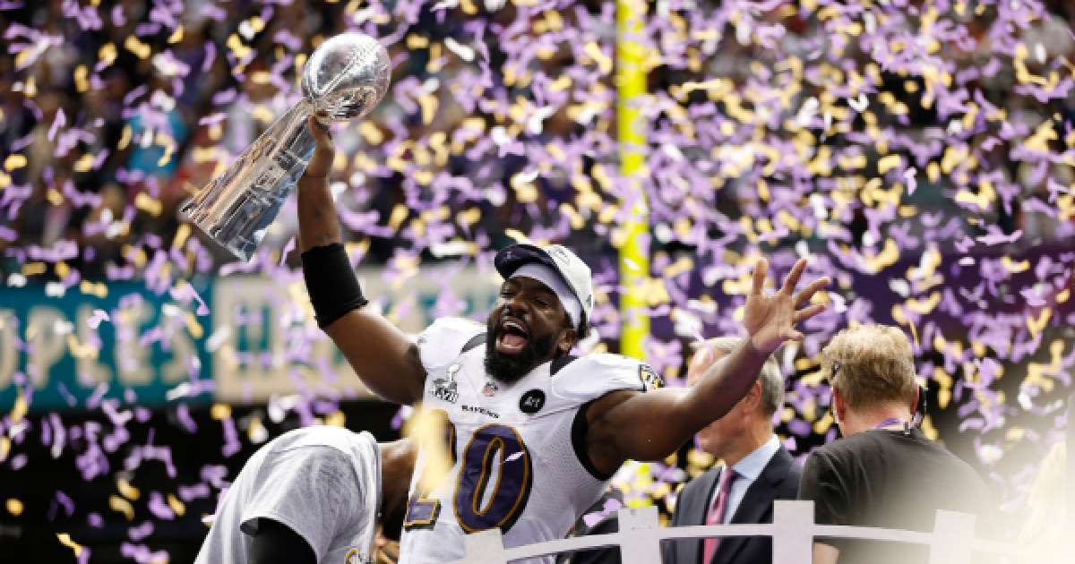 Ed Reed Snickers