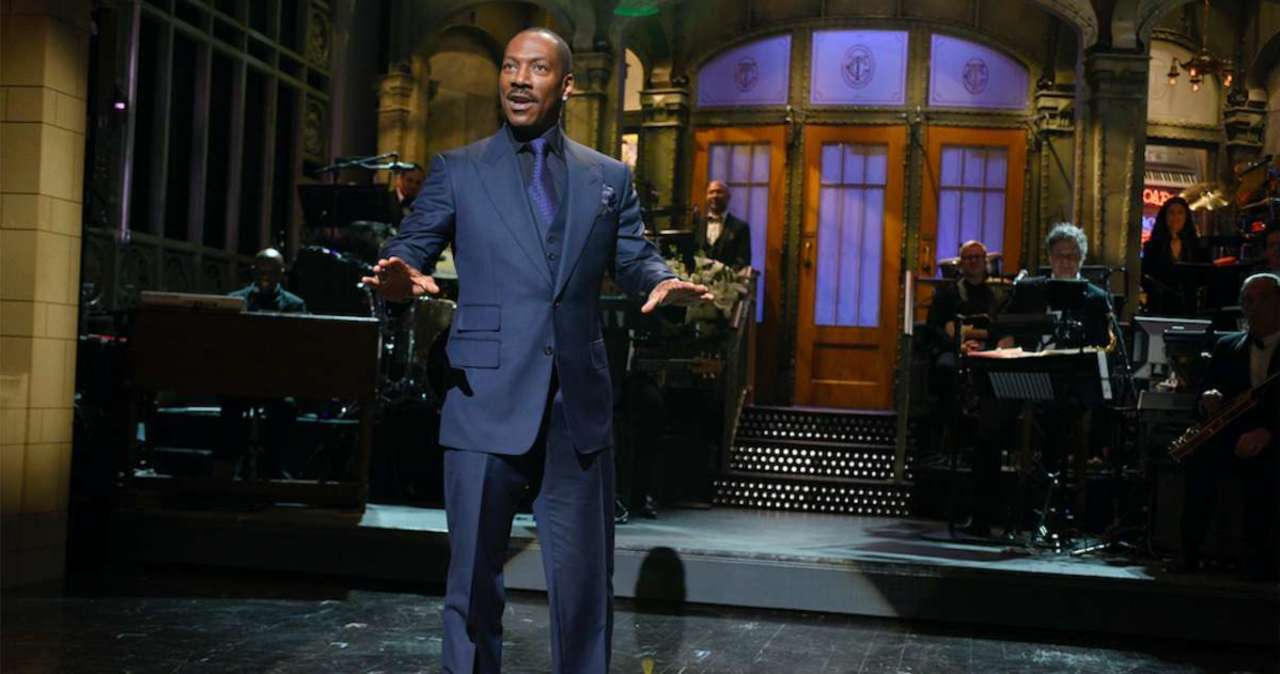 Eddie Murphy Gives His Version of 'Chappelle's Show' Prince Basketball Story - PopCulture.com