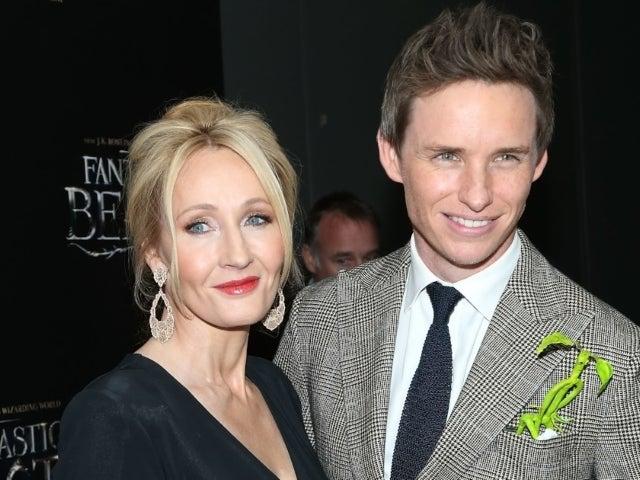 Eddie Redmayne Defends J.K. Rowling Despite Her Anti-Trans Comments